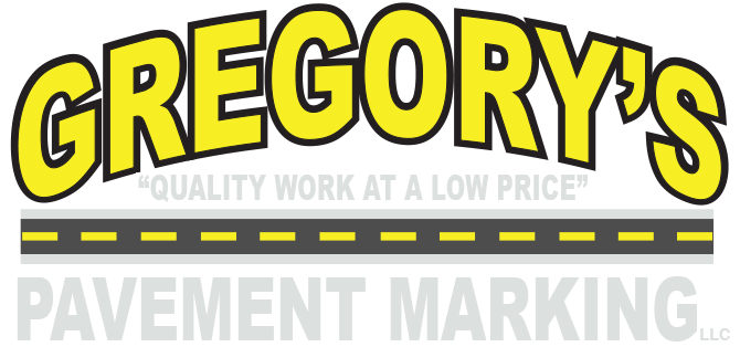 Gregory's Pavement Marking & Sealcoating/ Crack Filling